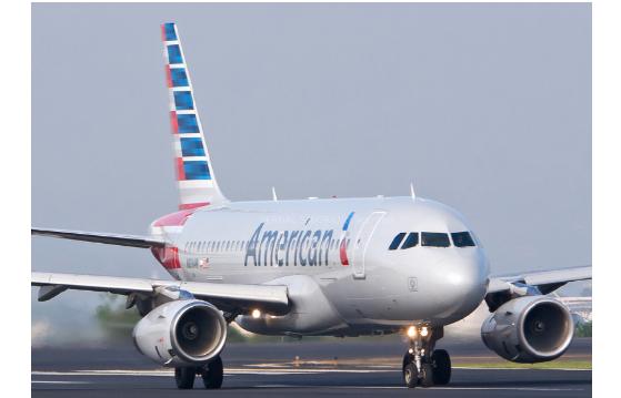 American Airlines suspende sus vuelos a Venezuela