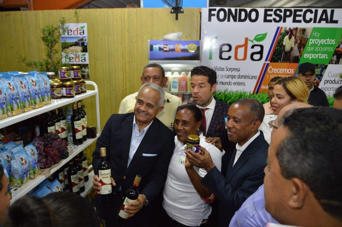 FEDA pide a productores exponer productos de visitas sorpresa en Feria Agropecuaria