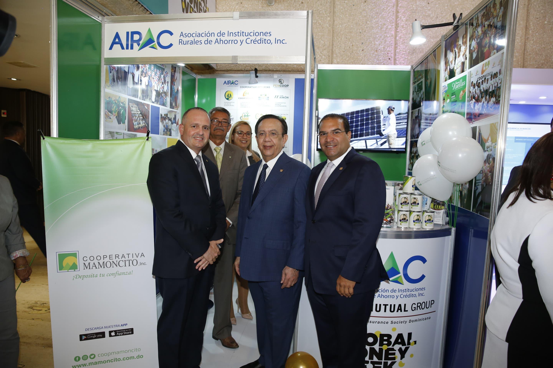 CUNA Mutual y AIRAC promueven educación financiera cooperativa en SEF del Banco Central