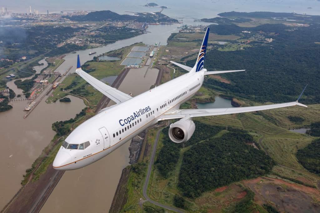 """La panameña Copa Airlines suspende """"inmediatamente"""" uso del Boeing 737 MAX 9"""