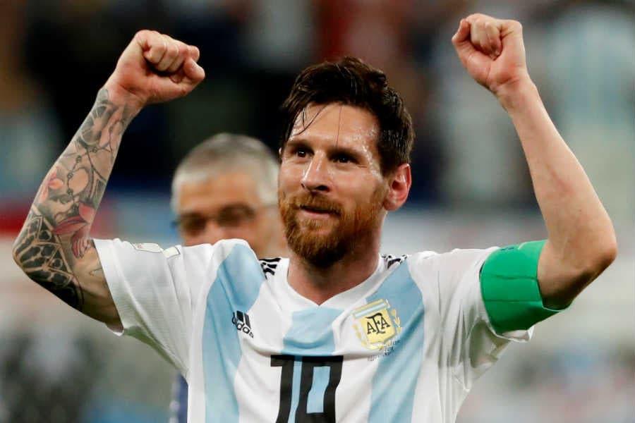 Messi regresa a la selección de Argentina tras ocho meses de ausencia