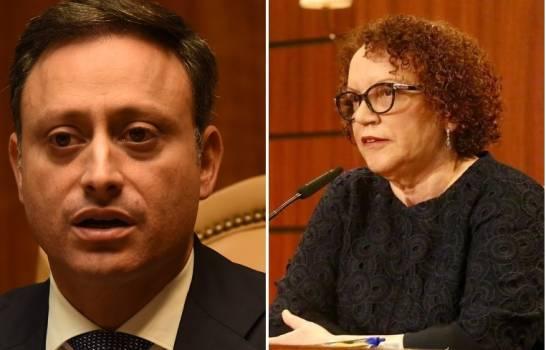 Miriam Germán Brito recusa al procurador Jean Alain Rodríguez ante el CNM