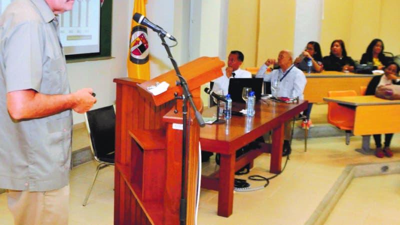 El Pais/Panel impacto de la Sequia en la Republica Dominicana,Hoy/Jose Andres.3-4-2019