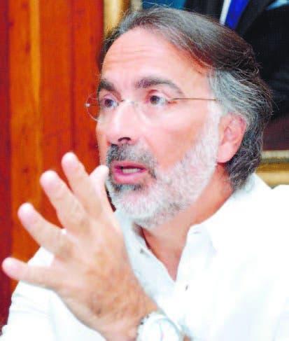 Andy Dauhajre plantea modificaciones al Sistema de Pensiones