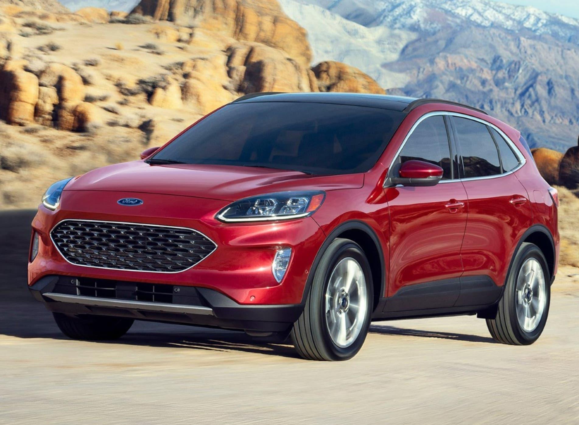Nuevo Ford Escape  para Estados Unidos