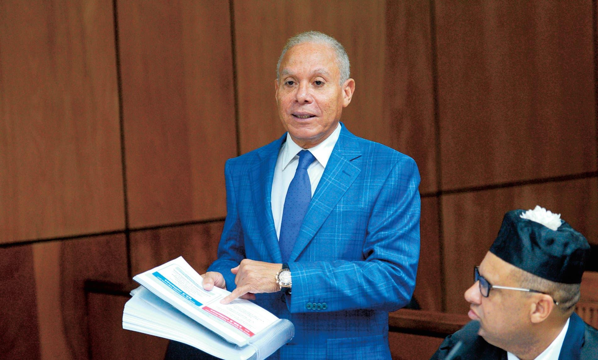 Caso Odebrecht: La carta que le envió Ángel Rondón al presidente de la SCJ