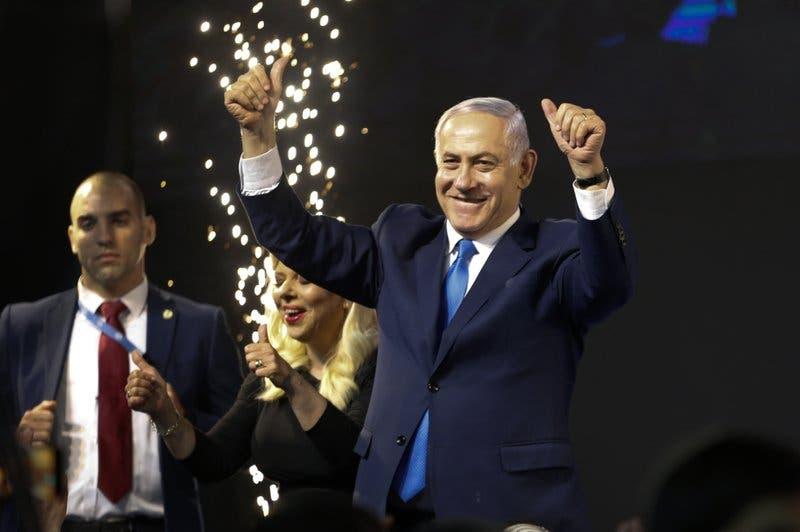 Netanyahu parece cerca de su quinto mandato en Israel
