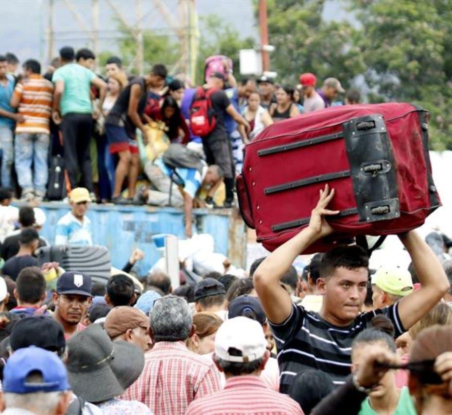 OEA: éxodo de venezolanos asciende a 4.7 millones