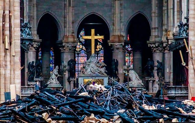 Reconstruir Notre Dame será un proceso largo y complicado