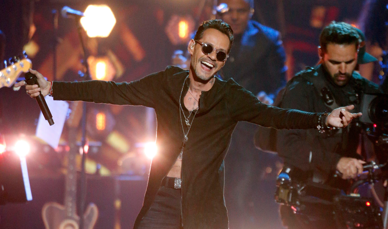 """Marc Anthony lanzarásu octavo disco de salsa, """"OPUS»"""