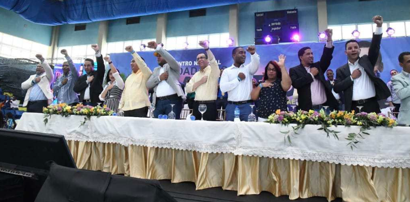Ciudadanos con Navarro realiza acto masivo por candidatura presidencial de Andrés
