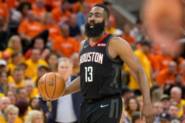 James Harden,  con doble-doble, pone a Rockets a un triunfo de semifinales