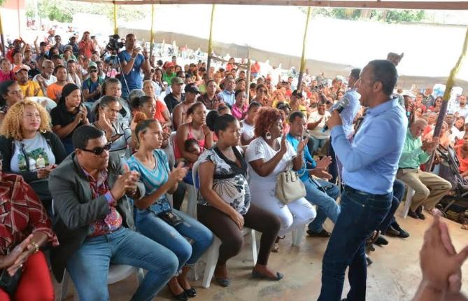 Lo que dijo el senador Dionis Sánchez de reunión Comité Central del PLD y del respaldo a Leonel Fernández