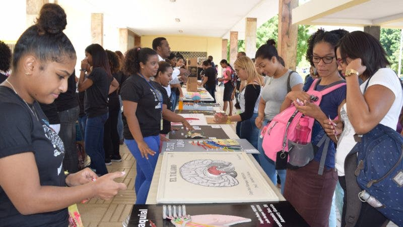Feria de Neurociencia UASD