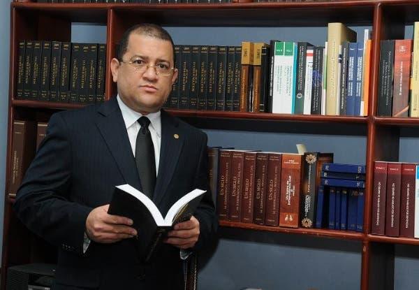 Este es el nuevo juez de la SCJ designado en cargo ocupa Miriam Germán Brito
