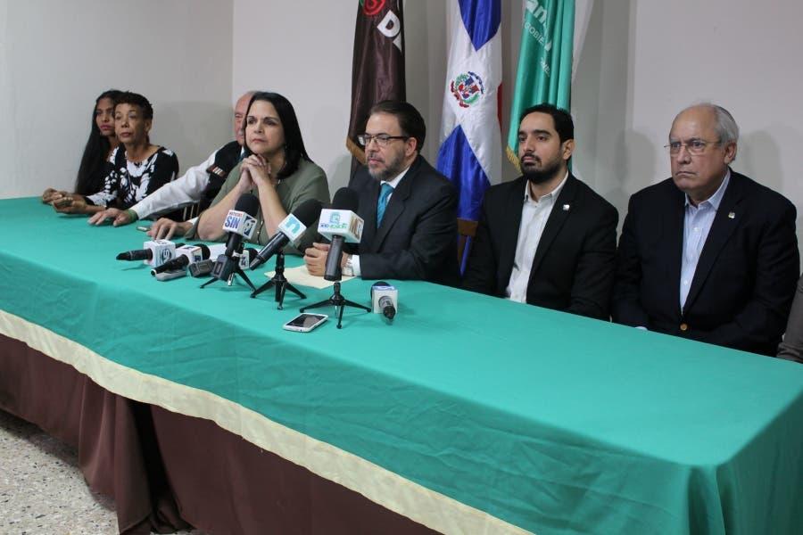Alianza País y Opción Democrática: JCE nos ha impedido legalmente participar en las primarias abiertas de octubre