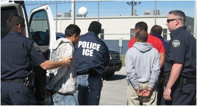 Inmigración apresa 123 inmigrantes en NJ; hay dominicanos