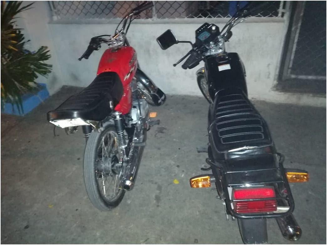Banda robaba motocicletas en RD y luego las vendía en Haití