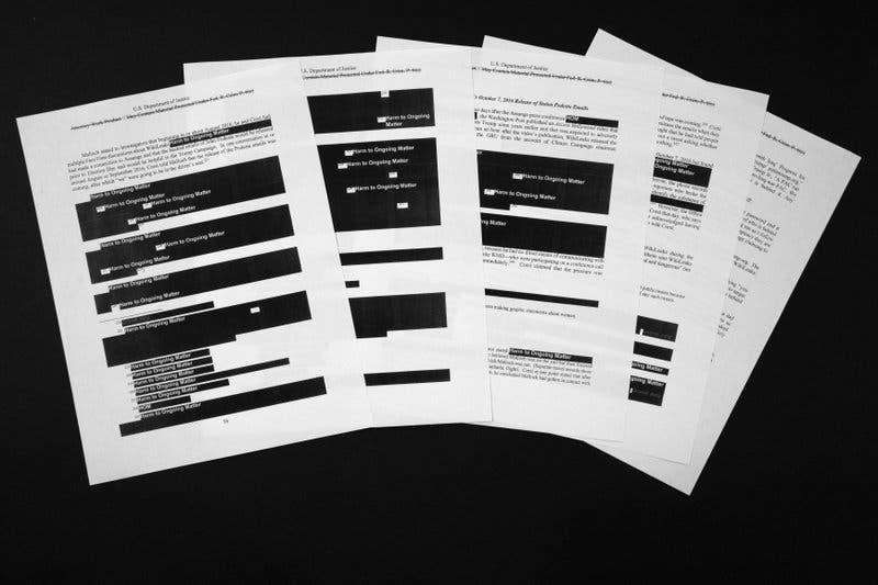 Kremlin: el reporte de Robert Mueller  no prueba injerencia rusa