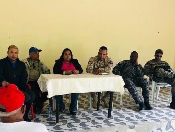 Ministerio Público inicia encuentros con habitantes de Pedernales para atender sus reclamos
