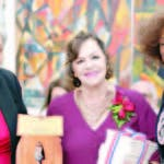 Providencia Matos, Josefina  Miniño y Ana María Henríquez