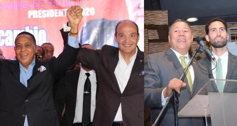 Partido Verde cierra puertas a candidatura de Karim Abu Naba´a y la abre a Ramfis Trujillo
