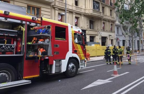 Dominicana muere quemada junto a sus dos hijos en Barcelona