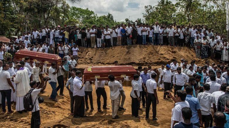 Sri Lanka proscribe organizaciones islamistas acusadas de los atentados