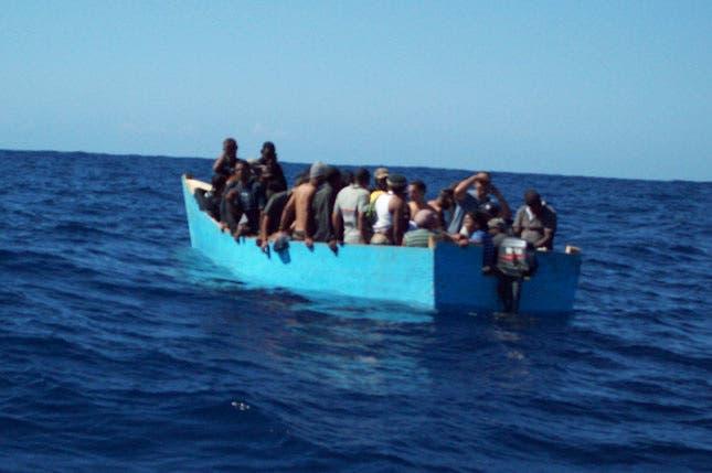Detienen a 40 personas al tratar de llegar ilegalmente a Puerto Rico