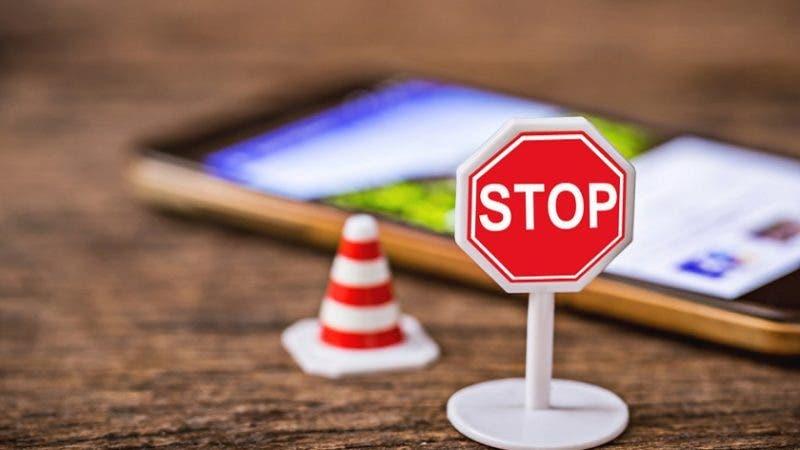 alejarte de tu celular