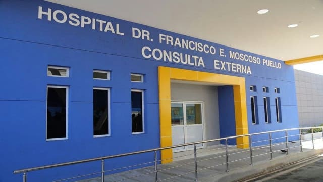 OISOE informa causa avería sistema eléctrico Hospital Moscoso Puello