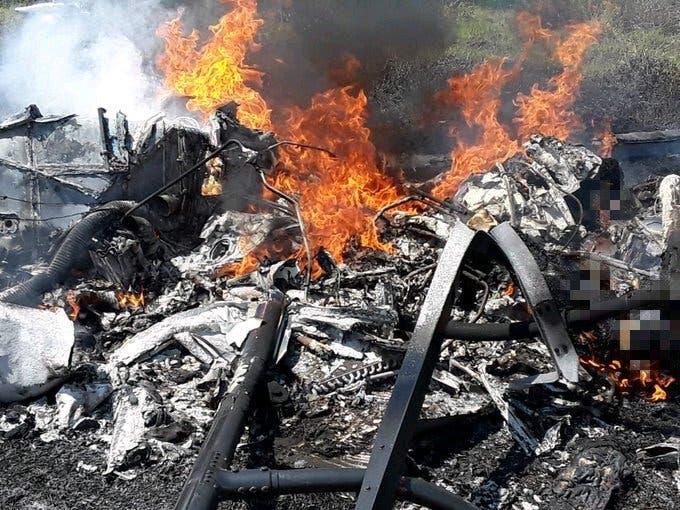 A propósito del accidente aéreo de ayer, recordamos otros casos similares que cobraron más de una docena de vidas