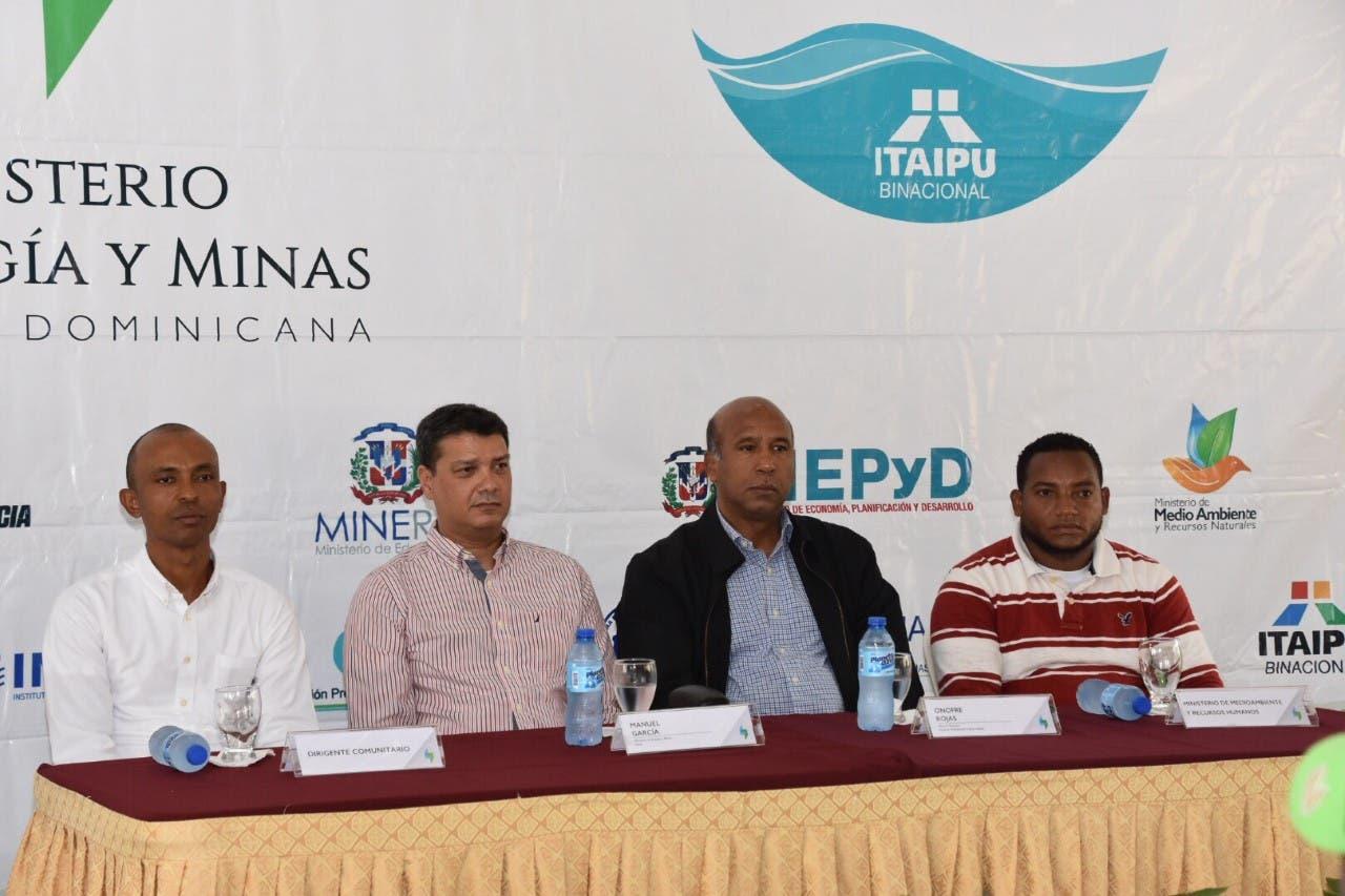 Impulsarán el desarrollo sostenible en Bayaguana