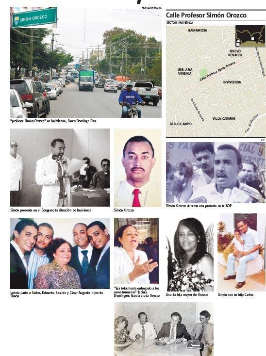 Simón Orozco, una vida corta  al servicio  de su comunidad