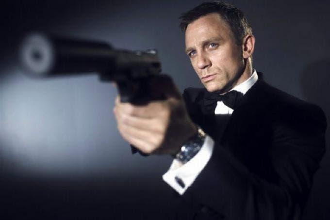 Suspenden temporalmente el rodaje de nueva película de James Bond en Jamaica