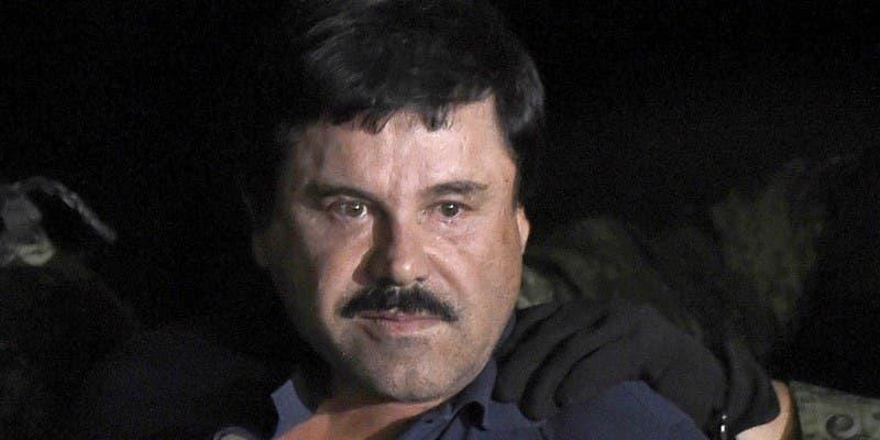«El Chapo» pide tapones para los oídos para calmar dolor