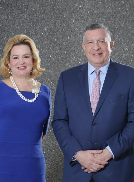 Ricardo Pellerano y Ana Isabel Messina crean firma