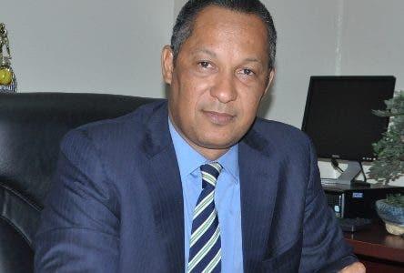Senador de la República por la Provincia Pedernales, PLD. El licenciado Dionis Alfonso Sánchez .  Hoy/ Arlenis Castillo/08/04/19