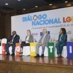 Estado, Sociedad Civil, Sector Privado y otros sectores participan en dialogo nacional para la inclusión de personas LGBTI en República Dominicana. Hoy/ Aracelis Mena. 07/05/2019