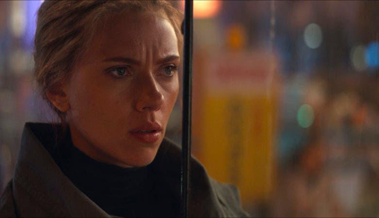 "1.  Disney, Scarlett Johansson en una escena de ""Avengers: Endgame"". (Disney/Marvel Studios vía AP)"