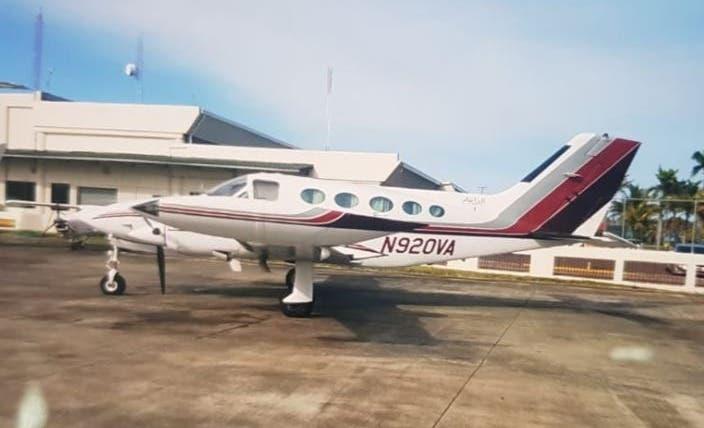 Lo que le pasó a dos pilotos extranjeros cuando intentaban llevarse ilegalmente avioneta a Granada