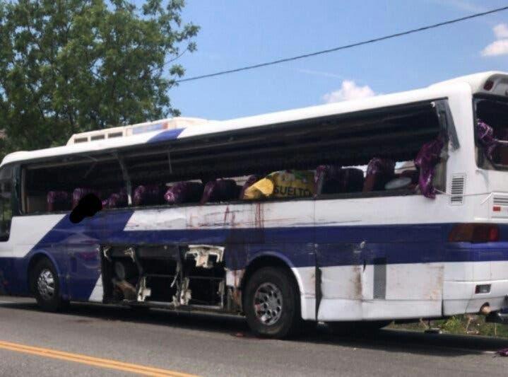 Tramo de la muerte: diez personas han fallecido en menos de un mes en carretera Baní-Azua
