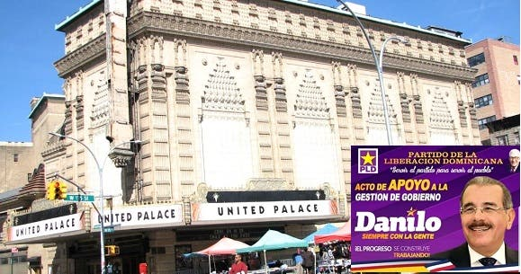 Afirman acto apoyo obras presidente Danilo Medina será masivo en NY; desmienten obliguen empleados