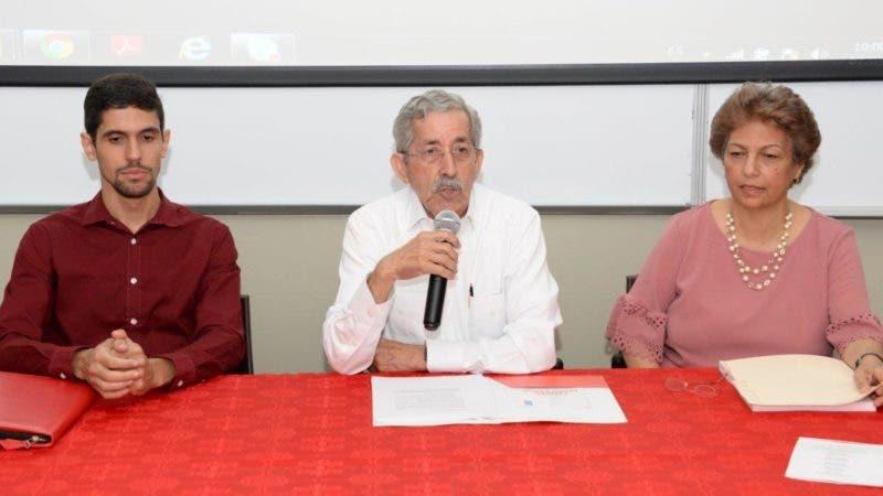 Anselmo Muñiz, Rafael Toribio y Rosario Espinal