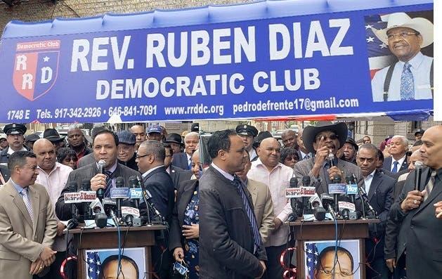 Club Demócrata inaugurado en El Bronx será dirigido por dominicanos