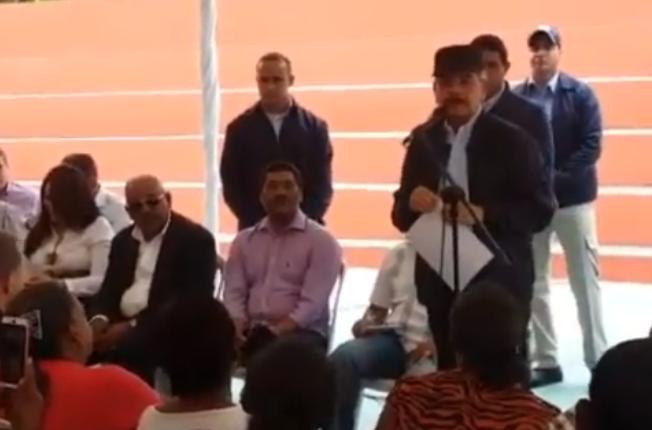 Danilo Medina: Dios necesitó 7 días para hacer el mundo; yo necesito más