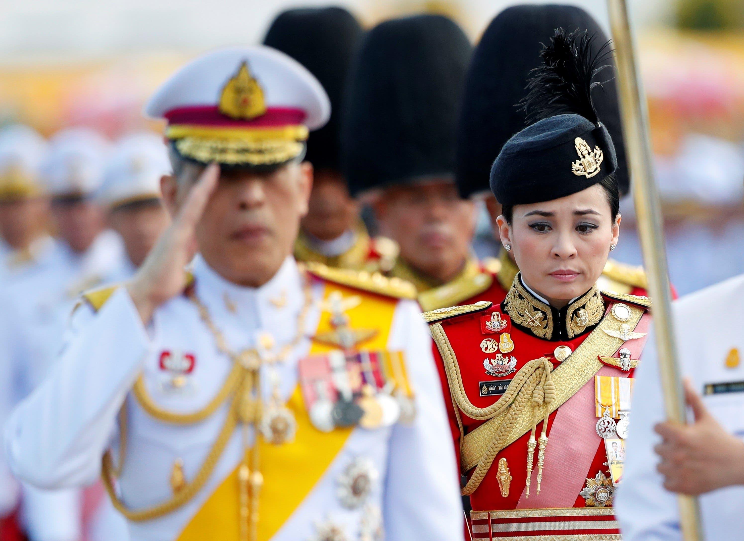 Conozca la historia de la «guardaespaldas» que acaba de convertirse en la reina de Tailandia