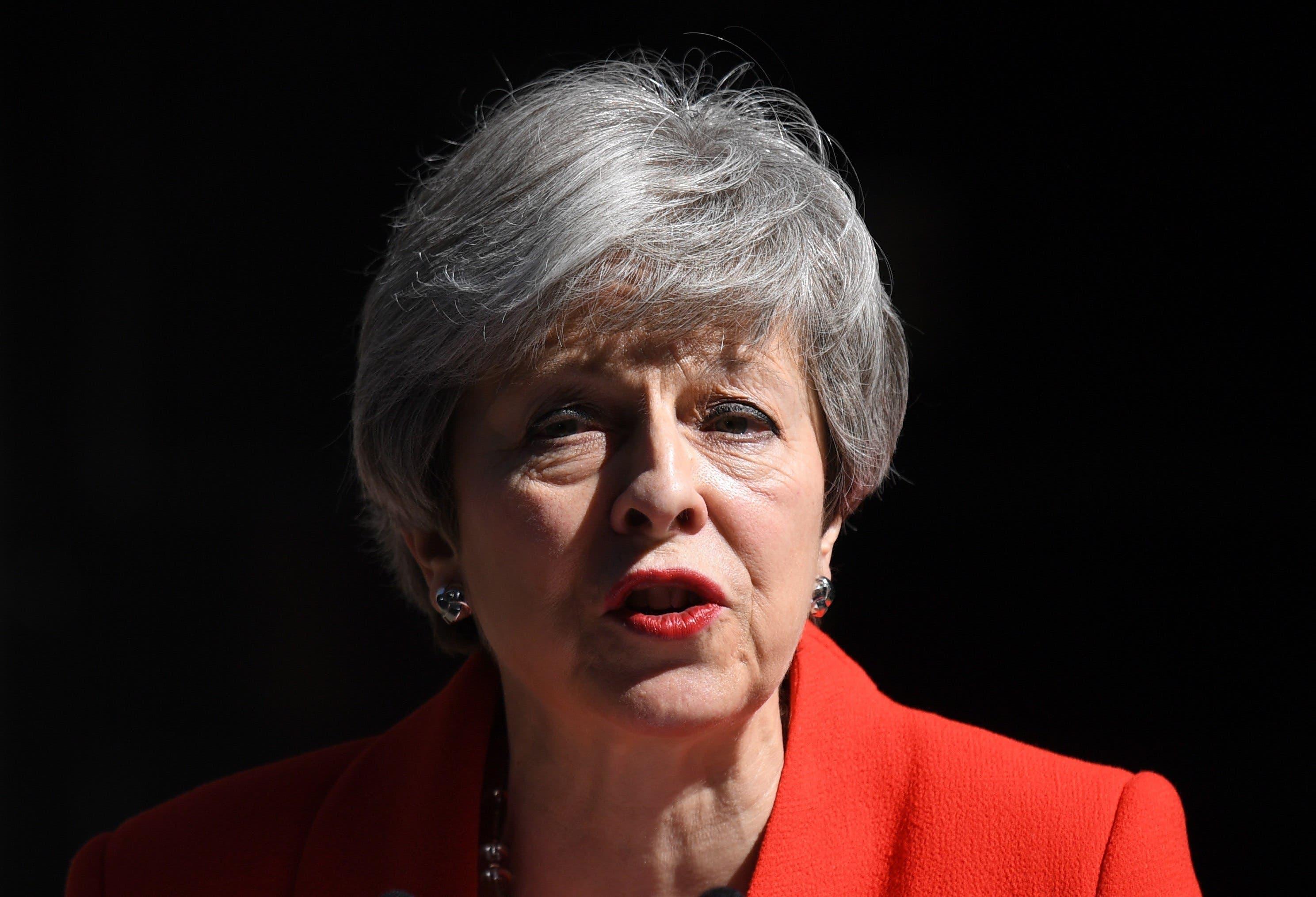 Theresa May renunciará como primera ministra del Reino Unido tras el fracaso del Brexit
