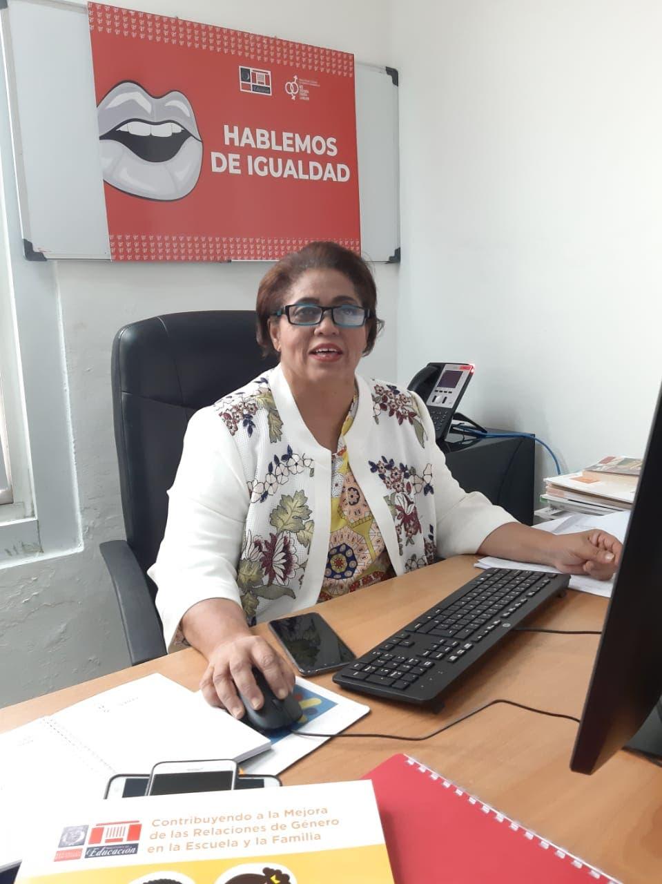 Directora de educación de género del MINERD hace precisiones sobre Orden Departamental 33-2019