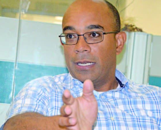 El ingeniero Wilkins Aquino, docente de la Universidad Duke, EEUU